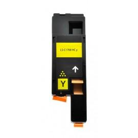 Συμβατό Toner για Epson, C13S050611, Yellow, 1.4K