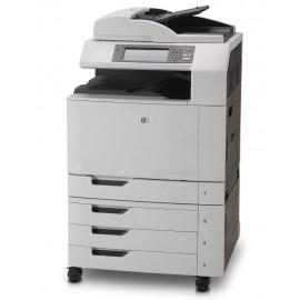 HP used Multifunction Printer CM6040 MFP, Laser, Color, A3, με toner