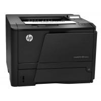 HP used Printer M401DNE, Laser, Mono, με toner
