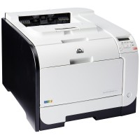 HP used Printer M451dn, Laser, Color, με toner