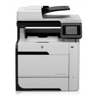 HP used Εκτυπωτής LaserJet M475dn, Color, MFP, no toner