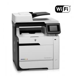 HP used Multifunction Printer M475dw, Laser, Color, WiFi, με toner