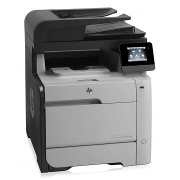 HP used Εκτυπωτής LaserJet M476dn, Color, MFP, no toner