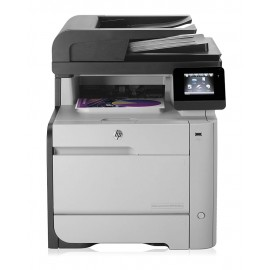 HP used Multifunction Printer M476NW, Laser, Color, με toner