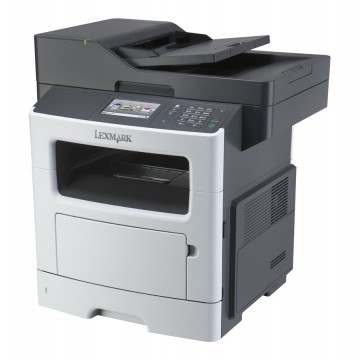 LEXMARK used MFP Printer MX510DE, Laser, Mono, με toner & drum