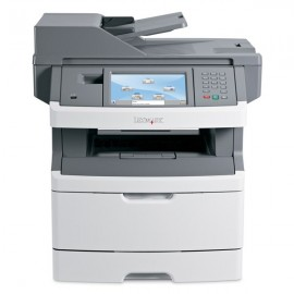 LEXMARK used MFP Printer X466de, Mono, Laser, με toner