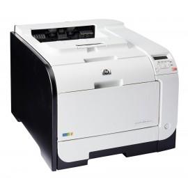 HP used Printer M451dn, Laser, Color, low toner