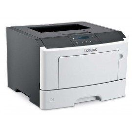 LEXMARK used Printer MS410DN, Laser, Mono, No Toner/Drum