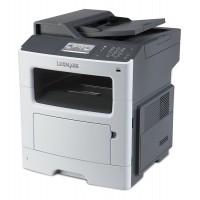 LEXMARK used MFP Printer MX410DE, Laser, Mono, low toner