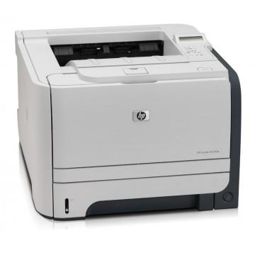 HP used Εκτυπωτής LaserJet P2055dn, mono, low toner
