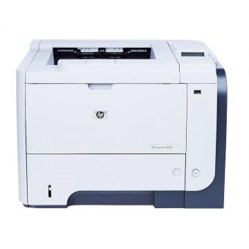 HP used Printer LaserJet Enterprise P3015dn, Monochrome, low toner
