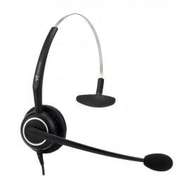VT Headset VT5000-RJ09 UNC mono, flex-boom, QD, με καλώδιο QD σε RJ9