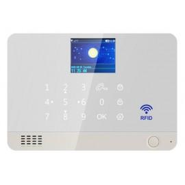 WOLF GUARD ασύρματο σύστημα συναγερμού WM2T, GSM, Wi-Fi