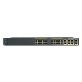 CISCO used Catalyst 2960G-24TC, Switch, 20 ports