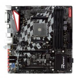BIOSTAR Μητρική X470GTQ, 4x DDR4, AM4, USB 3.1, HDMI, mATX, Ver. 5.0