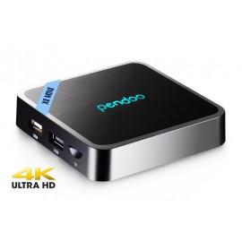 PENDOO TV Box X8 Mini, 4K, S905W, 2GB DDR3, 16GB eMMC, Android 7.1