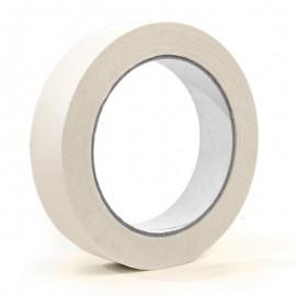 SELLOPLAST Χαρτοταινία Masking 60°C Λευκή 19mm, 40m