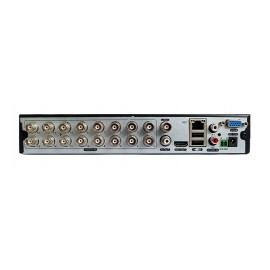 LONGSE XVR Υβριδικό καταγραφικό XVR3116HD, HD, DVR, 16 έως 32 κανάλια