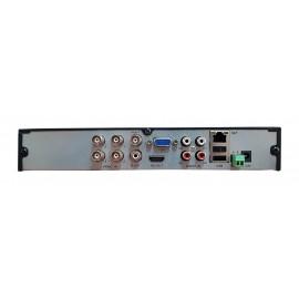 LONGSE XVR Υβριδικό καταγραφικό, H265+HD, DVR, 4 έως 16 κανάλια IP