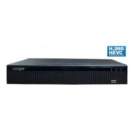 LONGSE XVR Υβριδικό καταγραφικό, H265+ HD, DVR, 8 έως 16 κανάλια IP