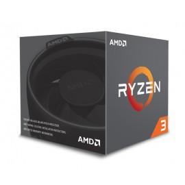 AMD CPU Ryzen 3 1300X, 3.5GHz, 4 Cores, AM4, 10MB, Wraith Stealth cooler