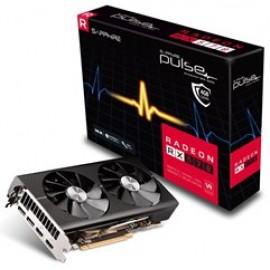 SAPPHIRE VGA PCI-E RADEON PULSE RX 570 4G OC (11266-67-20G), 4GB/256BIT, GDDR5, 2x HDMI/ 2x DISPLAY PORT, 2 SLOT DUAL X-FAN, 3YW.