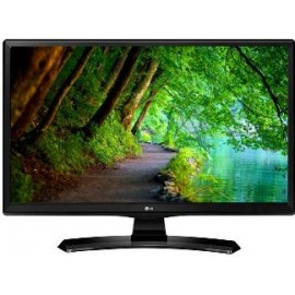 "LG MONITOR TV 22TK410V-PZ, LCD TFT LED, TN PANEL 21.5"", 16:9, 250 CD/M2, 5.000.000:1, 5MS, 1920x1080, HDMI/USB/CI/DVB-T2/C/S2, 2X5WATT, BLACK,  2YW."