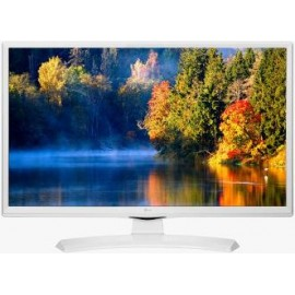 "LG MONITOR TV 28TK410V-WZ, LCD TFT LED, WIDE VIEWING ANGLE PANEL 27.5"", 16:9, 250 CD/M2, 5.000.000:1, 5MS, 1366x768, HDMI/USB/CI/DVB-T2/C/S2, 2X5WATT, WHITE, 2YW."