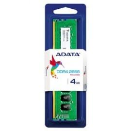 ADATA RAM DIMM 4GB AD4U2666W4G19-S, DDR4, 2666MHz, CL19, SINGLE TRAY, LTW
