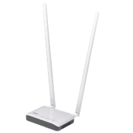 EDIMAX ROUTER BR-6428NC, N300 2T2R WIRELESS 11N ROUTER WITH 4 PORTS SWITCH, ACCESS POINT, RANGE EXTENDER, BRIDGE, W DETACHABLE ANTENNA (9DBI), 2YW