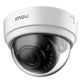 "IMOU IP CAMERA DOME LITE, IPC-D22, INDOOR, 1/2.7"" 2M CMOS, ICR, H.265/H.264, FHD 2MP (25FPS), 16X DIGITAL ZOOM, 2.8MM LENS, IR 20M, DC12V, 2,4GHZ WI-FI & ETHERNET PORT, MICRO SD, 2YW"