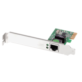EDIMAX LAN ADAPTER EN-9260TXE V2, 10/100/1000MBPS GIGABIT PCIE CARD WITH LOW PROFILE BRACKET, 2YW.