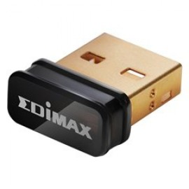 EDIMAX WLAN USB ADAPTER EW-7811UN, N150 1T1R WIRELESS 802.11N USB ADAPTER (NANO SIZE), 2YW