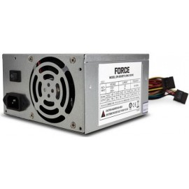 SUPERCASE PSU 500W, SERIES FORCE, 8CM FAN, BULK, 2YW.