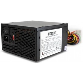SUPERCASE PSU 550W, SERIES FORCE, 12CM FAN, 2YW.