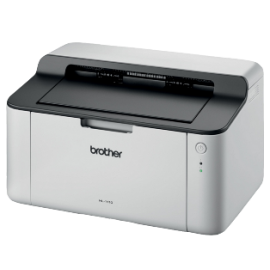 BROTHER PRINTER LASER MONO HL-1110, A4, 20ppm, 600x600 dpi, 1MB, 1.800P/M, USB, 3YW.