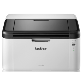 BROTHER PRINTER LASER MONO HL-1210W, A4, 21ppm, 2400x600 dpi, 32MB, 10.000P/M, USB/WIRELESS, 3YW.
