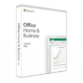 MS OFFICE 2019 HOME + BUSINESS 32-bit/x64 ENG MEDIALESS