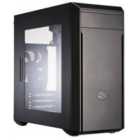 COOLER MASTER PC CHASSIS CM MASTERBOX LITE 3 MCW-L3S2-KW5N, MINI TOWER ATX, BLACK, W/O PSU, 1x12CM REAR, 2YW.