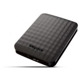 "MAXTOR EXTERNAL HDD 2.5"" 4TB M3, USB3.0, 5400RPM, POWER VIA USB, BLACK, 3YW."