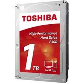 "TOSHIBA HDD 3.5"" 1TB P300 HDWD110UZSVA, SATA3, 7200RPM, CACHE 64MB, BULK, 2YW."