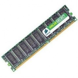CORSAIR RAM DIMM 2GB VS2GB800D2, DDR2, 800MHz, LTW.