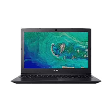 "ACER NB ASPIRE A315-53 31ML, 15.6"" TFT HD, INTEL CPU 8th GEN i3 8130U, 4GB RAM, 256GB SSD, ΕΝΣΩΜΑΤΩΜΕΝΗ INTEL VGA UHD GRAPHICS 620 UMA, LINUX, OBSIDIAN BLACK, 2YW for Consumers/ 1YW for professionals."