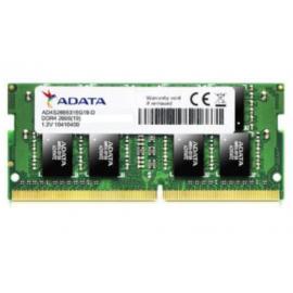 ADATA RAM SODIMM 4GB AD4S2666J4G19-R, DDR4, 2666MHz, 512x16, CL19, LTW.