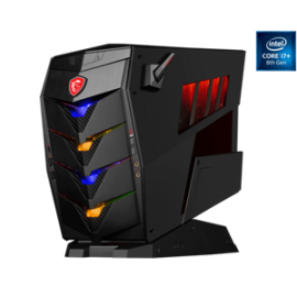 MSI GAMING DESKTOP AEGIS 3 8RC-058EU, INTEL CORE i7 8700, 16GB DDR4 2666MHz, NVIDIA VGA GTX 1060 6GB, 2TB HDD, 256GB M.2 NVMe SSD, DVD RW, GB LAN, WIN10 64bit, 2YW.