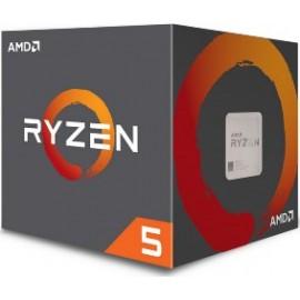 AMD CPU RYZEN 5 2600, 6C/12T, 3.4-3.9GHz, CACHE 3MB L2+16MB L3, SOCKET AM4, BOX, 3YW.