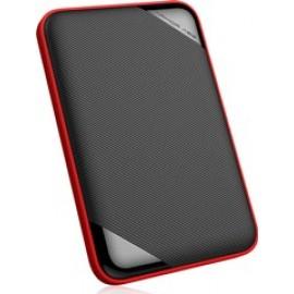 SILICON POWER EXTERNAL HDD 2,5''  2TB ARMOR A62, USB3.1, POWER VIA USB, BLACK, 3YW.