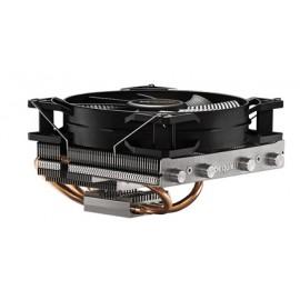 BEQUIET CPU COOLER SHADOW ROCK LP BK002, 130W TDP, SFF, INTEL 775/115X/1366/LGA2011 SQUARE ILM, AMD AM2(+)/AM3(+)/AM4/FM1/FM2(+), 3YW.