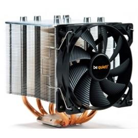 BEQUIET CPU COOLER SHADOW ROCK 2 BK013, 180W TDP, INTEL LGA 775/115X/1366/2011(-3) SQUARE ILM/2066, AMD AM2(+)/AM3(+)/AM4/FM1/FM2(+), 3YW.