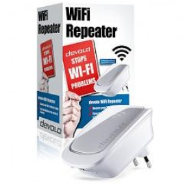 DEVOLO REPEATER WiFi (9427), 300Mbps, 1xWiFi, 1x ETHERNET,3YW.